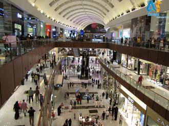 مرکز خرید در آنتالیا