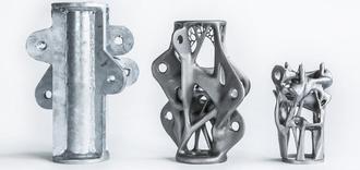 بهینه سازی اتصلات فلزی، طراحی با رایانه خلاقیت رایانه هوش مصنوعی