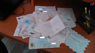 نامه های گندمی