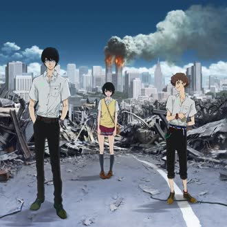 آهنگ انیمه [Zankyou No Terror [english ver