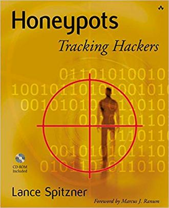 کتاب Honeypots Tracking Hackers