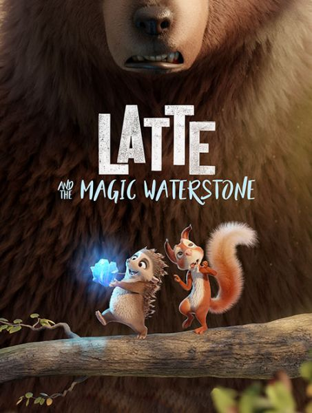 Latte and the Magic Waterstone 2020