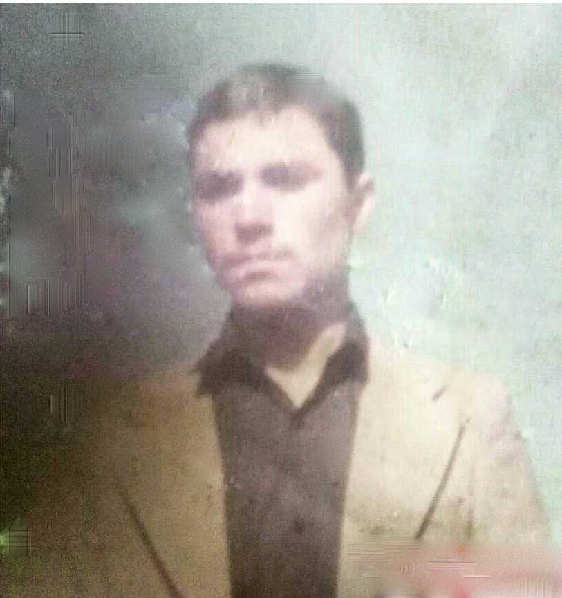 شهید صابری تولائی - محمود