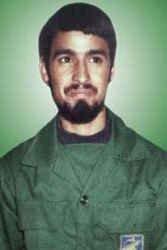 شهید علی محمد علی پور