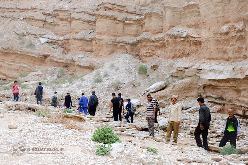 اردوی کوهنوردی آبشار گزخون