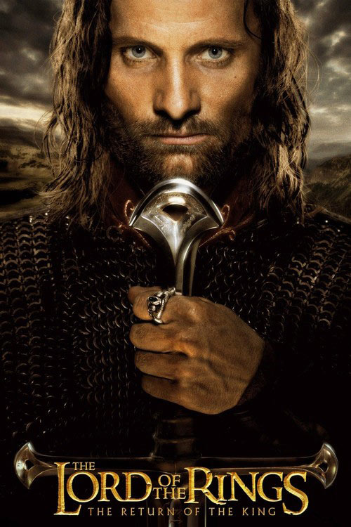 دانلود دوبله فارسی فیلم The Lord of the Rings: The Return of the King 2003