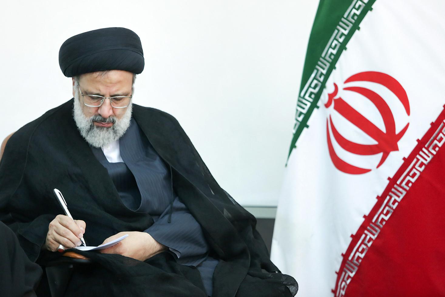پیام تسلیت تولیت آستان قدس رضوی حجت الاسلام رئیسی در پی جان باختن کارکنان کشتی نفتکش