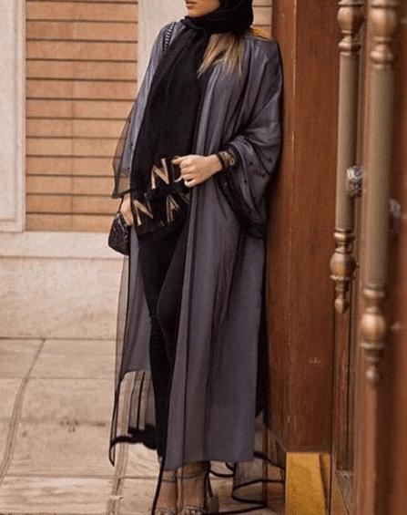مدل مانتو ارگانزا تور