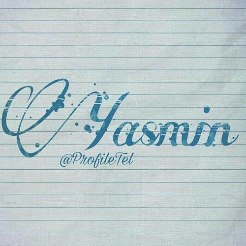 عکس پروفایل اسم یاسمین