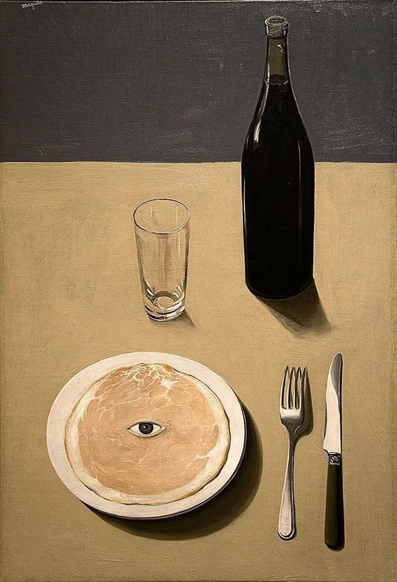 Rene Magritte Surreal Paintings