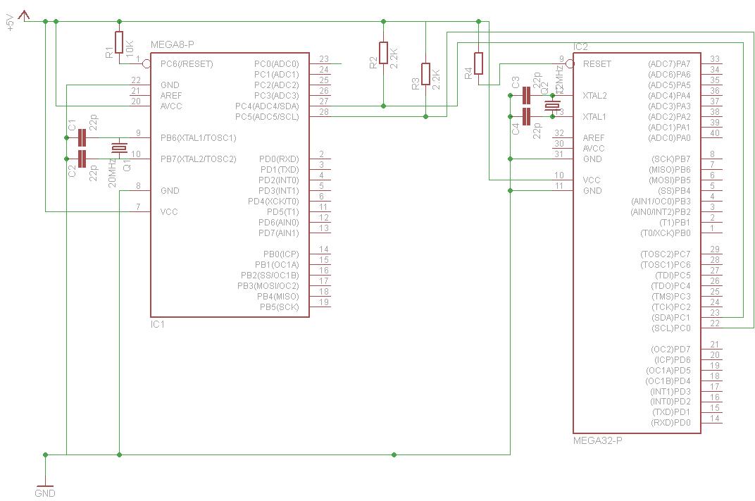 I2C :: یادداشت های یک مهندس