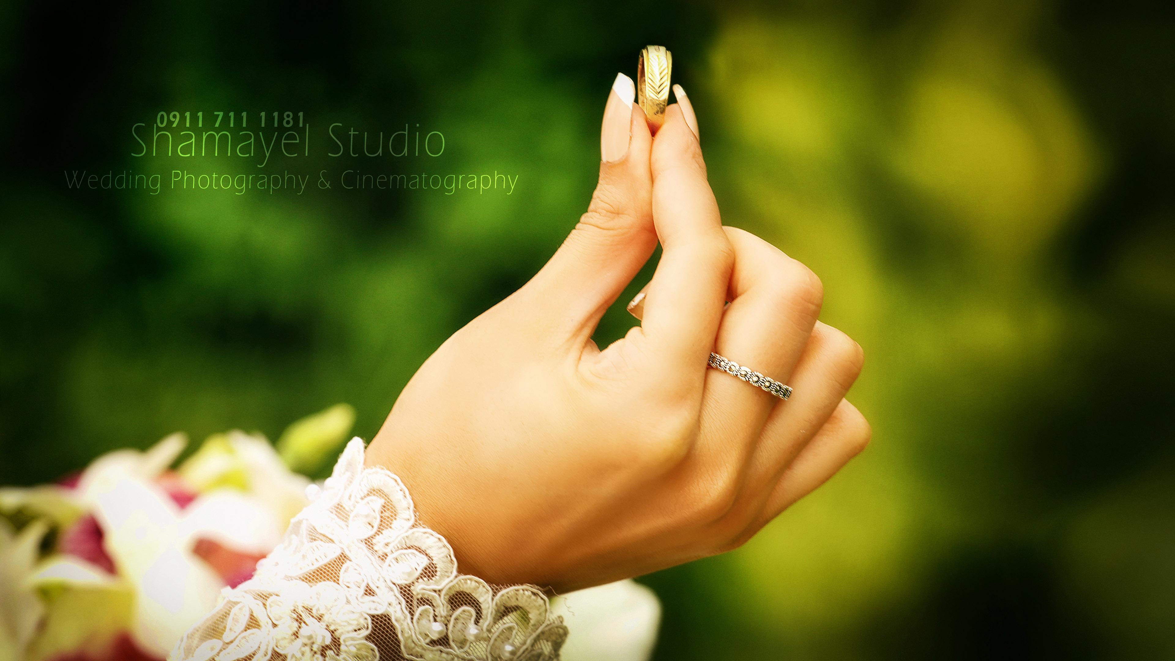 حلقه عروس شمایل