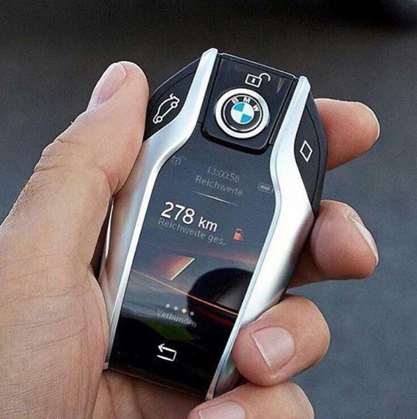 خلاقیت در سویچ BMW