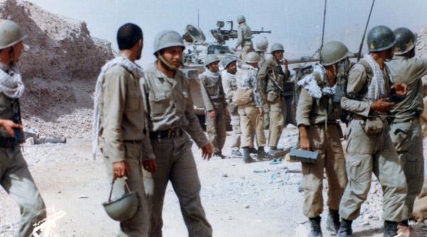 خاطرهای از دلاوری های بسیجیان آذربایجانی