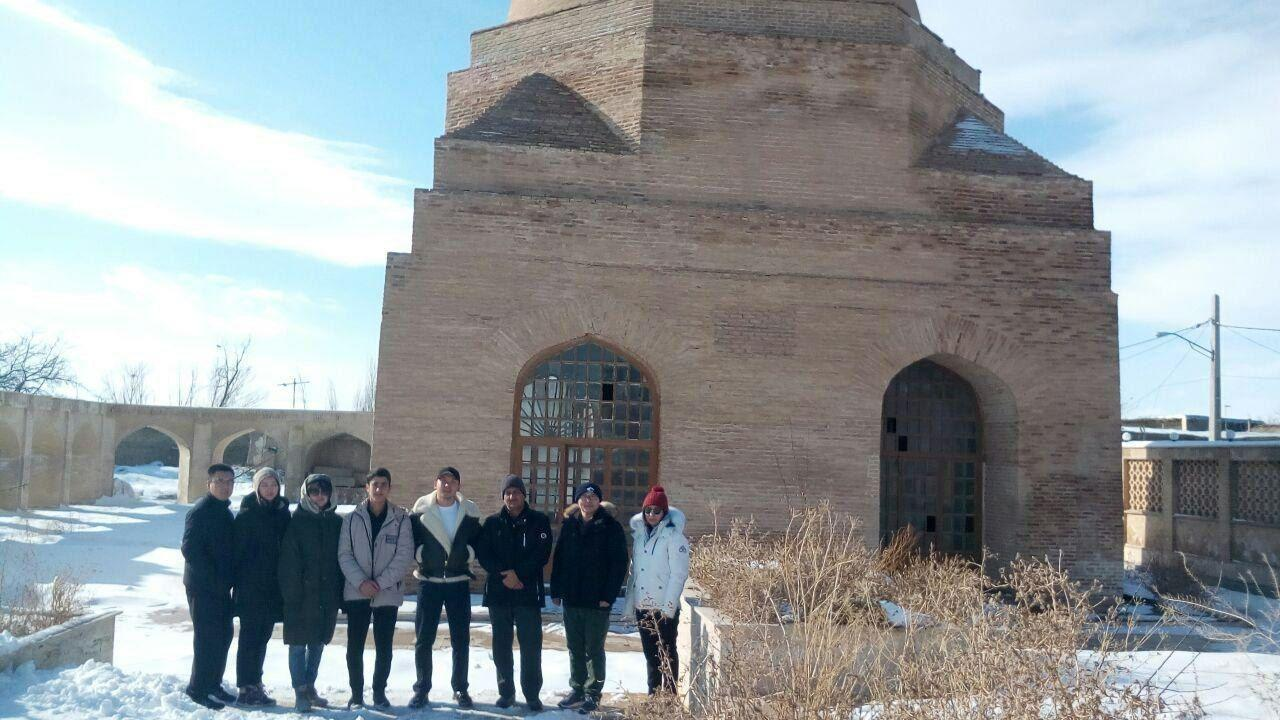 Chinese Tourists-Sojas Historical Mosque