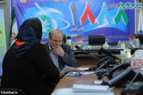 رسیدگی به مشکلات شهروندان با حضور در مرکز نظارت همگانی شهرداری تهران