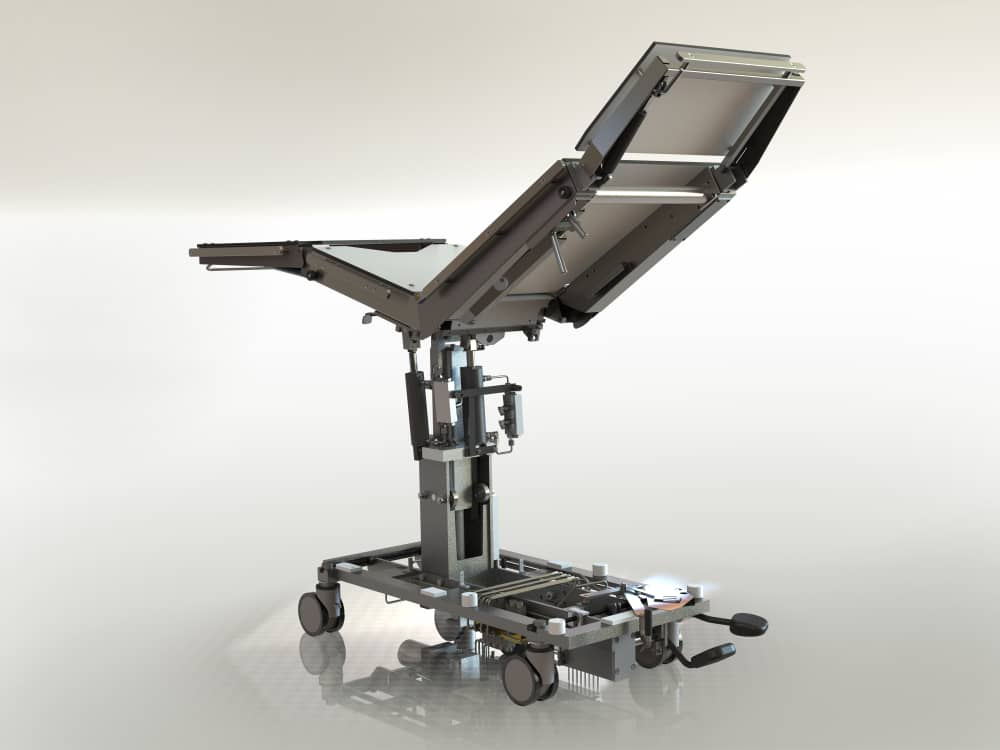مدلسازی سه بعدی تجهیزات پزشکی
