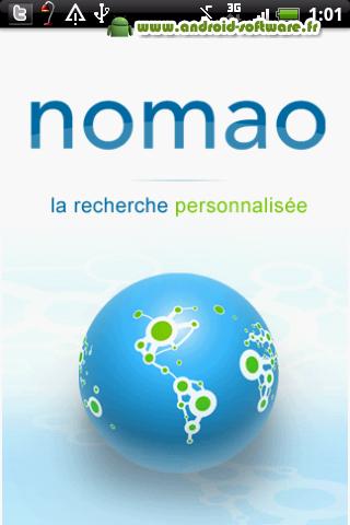 دانلود برنامه ی nomao برای ایفون