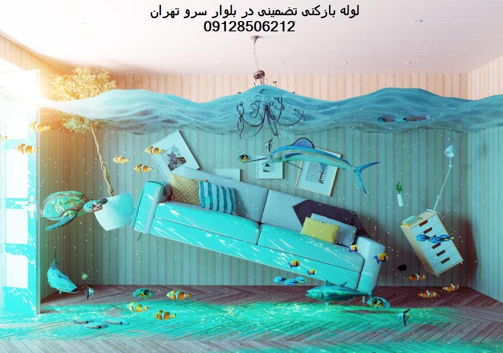 لوله بازکنی در بلوار سرو تهران با قیمت ارزان و مناسب