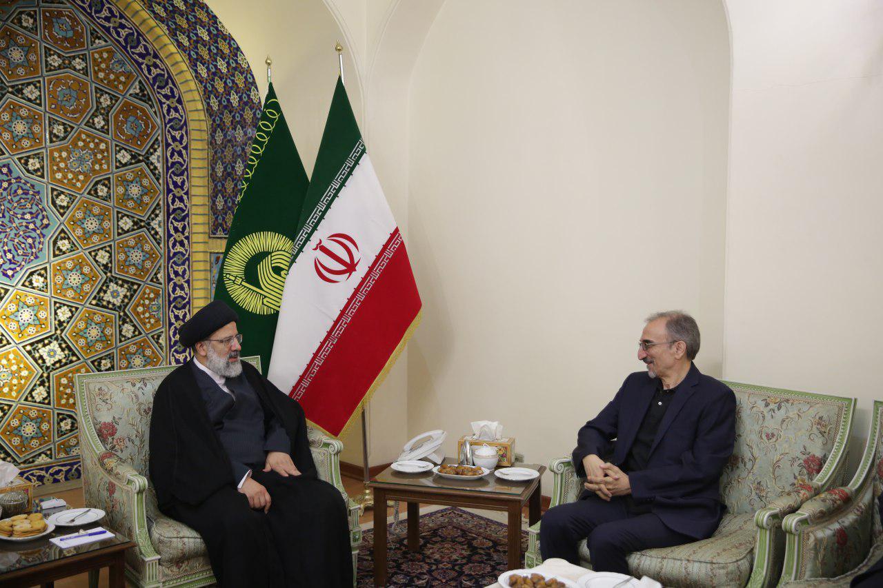 دیدار شهردار مشهد مقدس با تولیت آستان قدس رضوی