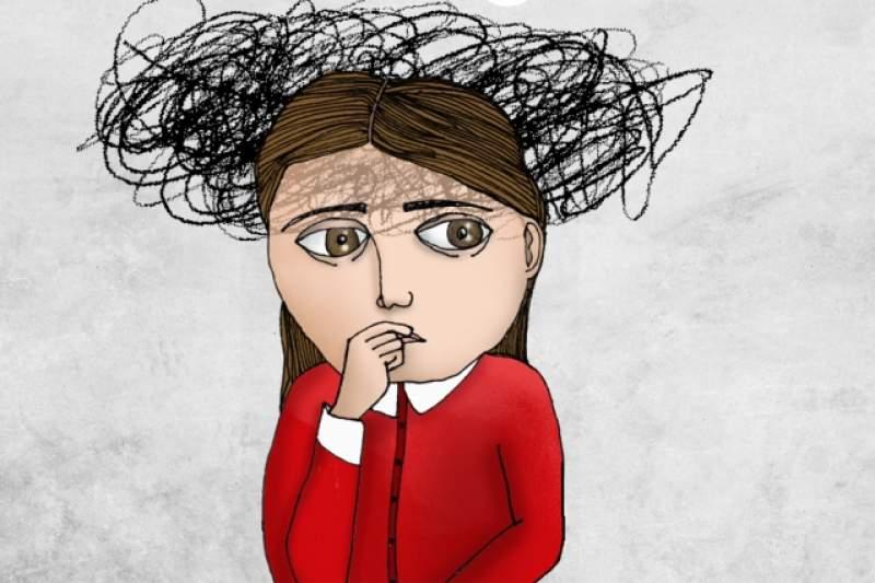 استرس و فشارروانی