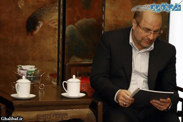 ورود شهردار تهران به پایتخت چین و دیدار با سفیر ایران در چین