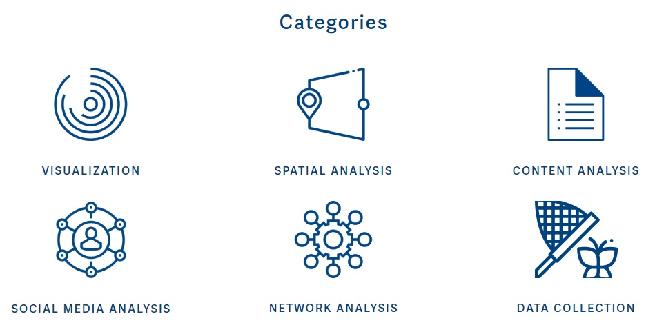 راهنمای ابزارهای پژوهشی در حوزه تحلیل داده برای متخصصان علوم اجتماعی