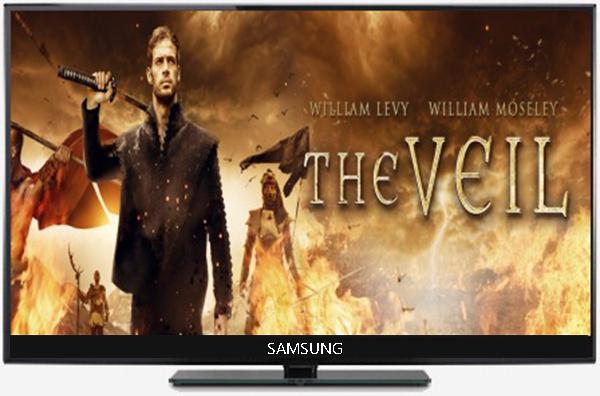 فیلم The Veil 2017 حجاب