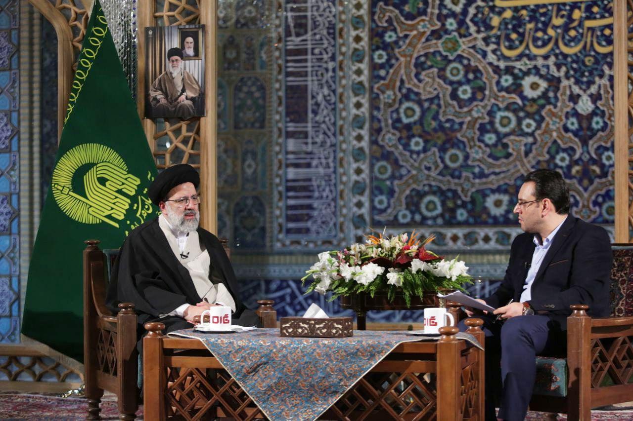 توضیحات حجت الاسلام رئیسی پیرامون حاشیه سازی برخی رسانهها در رابطه با افتتاح دفاتر استانی آستان قدس