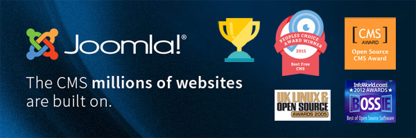 Joomla Awards