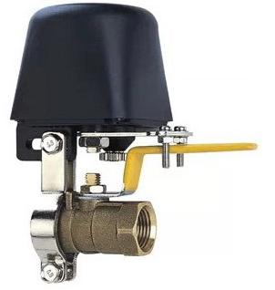 شیر بازویی کنترل آب و گاز