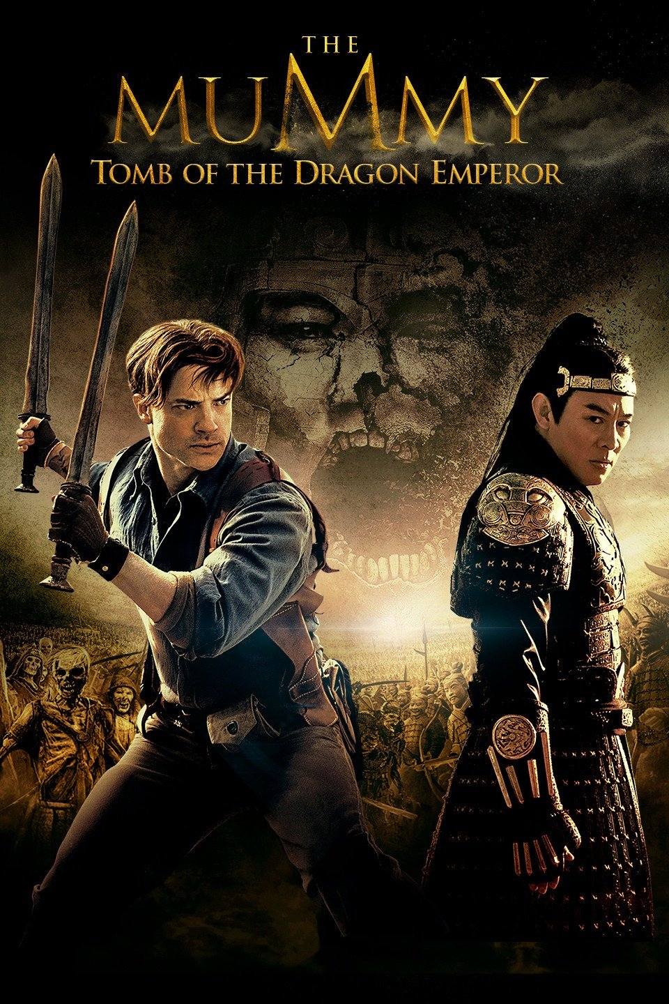 دانلود فیلم The Mummy Tomb Of The Dragon Emperor 2008