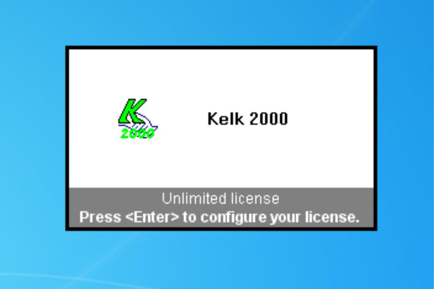 دانلود kelk 2000 با راهنمای نصب تصویری