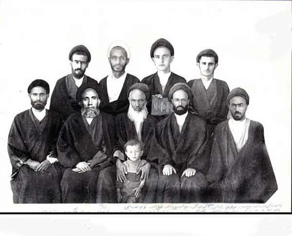 سید علی اکبر هاشمی طالخونچه