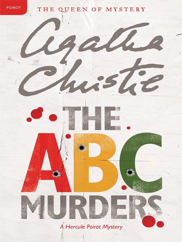 کتاب قتل های الفبایی