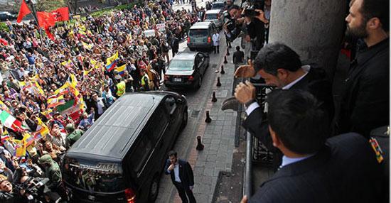 هواداران احمدی نژاد طرفداران احمدی نژاد