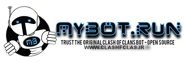 دانلود ربات کلش اف کلنز-Mybot