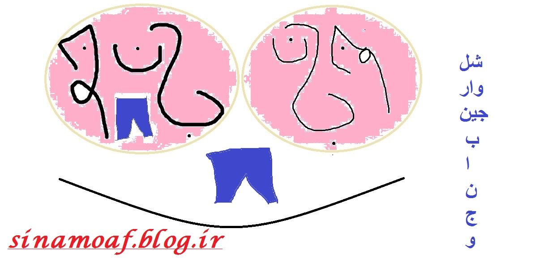 لوگو تایپ درخواستی شلوار جین بانجو logo type