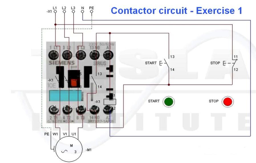 کنتاکتور - مهندس ابزار