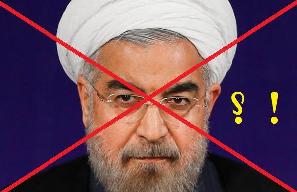 """""""روحانی تو رییس جمهور من نیستی"""""""