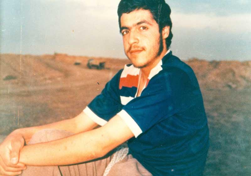 زیارت مزارشهید حاجی حبیب دلال -سید امیر