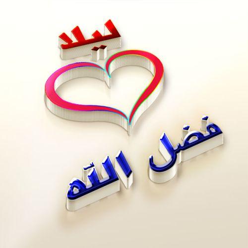 لیلا و فضل الله
