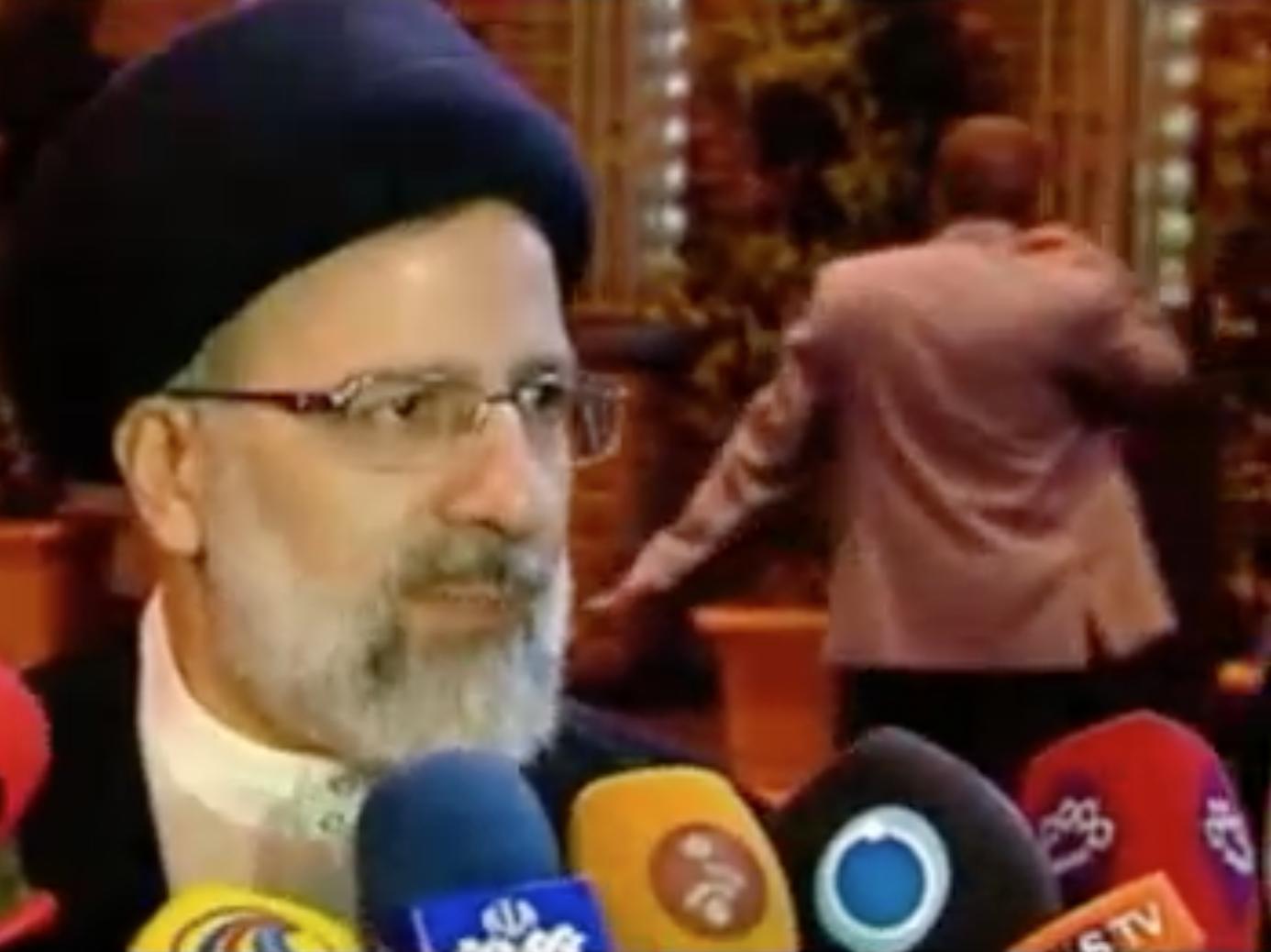 درخواست حجت الاسلام رئیسی از صدا و سیما