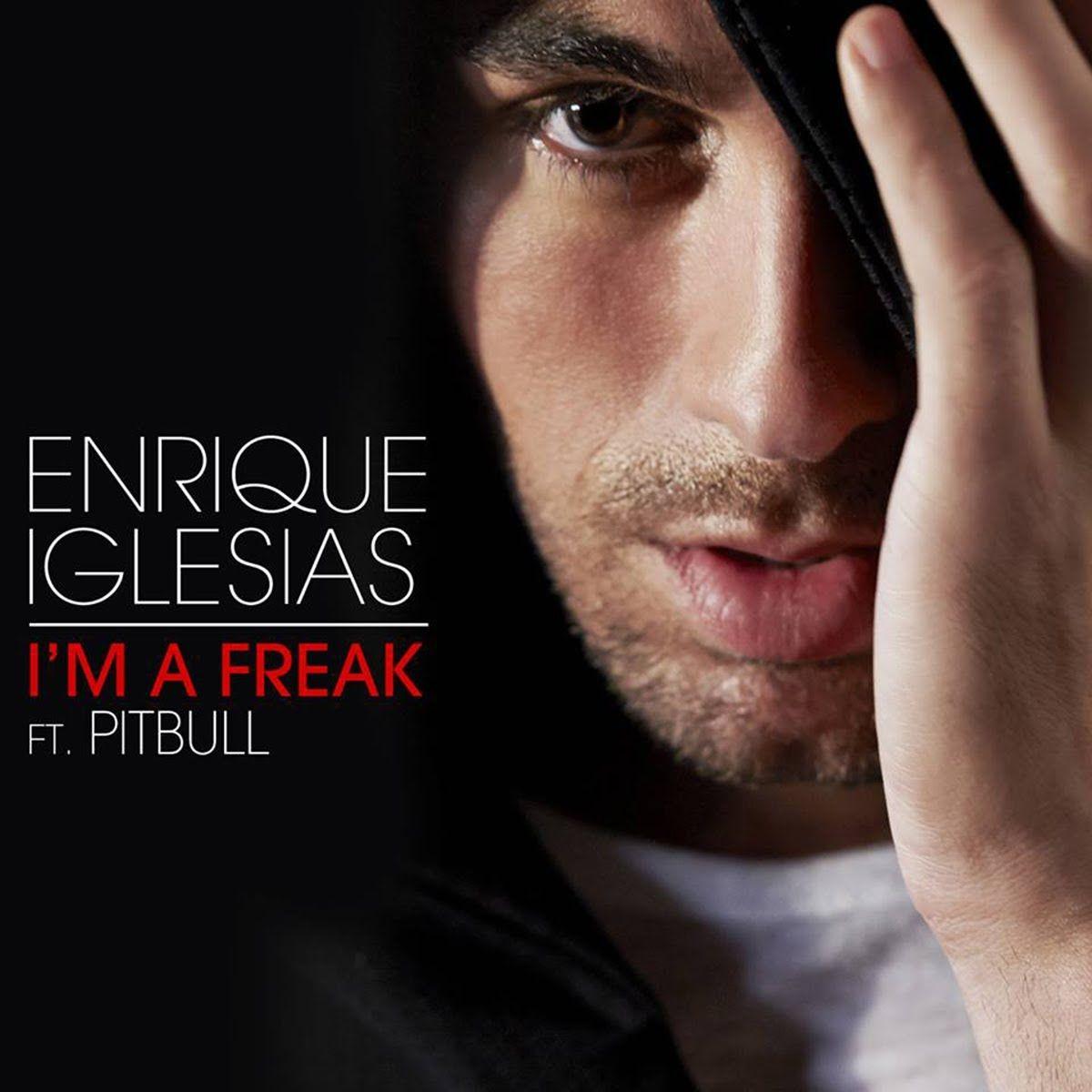Enrique Iglesias Pic8866 دانلود آهنگ Im a Freak از انریکه ایگلسیاس و Pitbull با متن