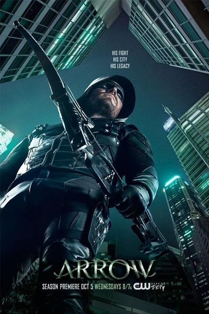 دانلود سریال Arrow فصل 5