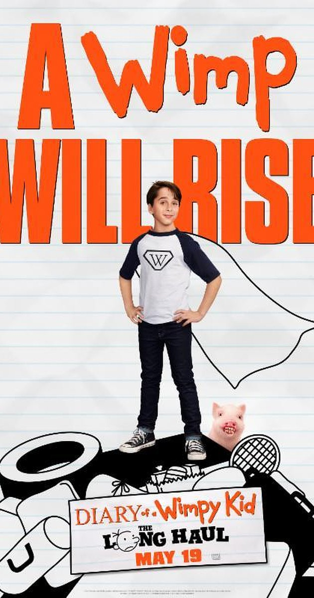 دانلود فیلم Diary Of Wimpy Kid Long Haul 2017