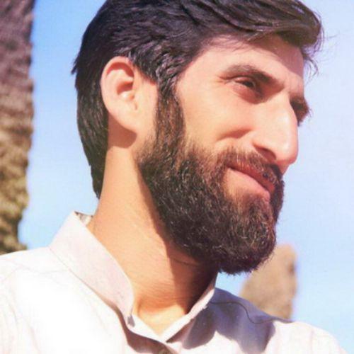 عکس های شهید مدافع حرم محمد بلباسی