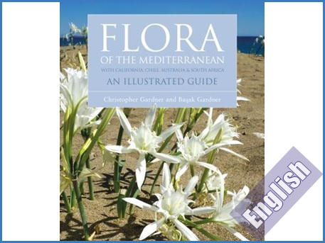 کتاب راهنمای تصویری فلور گیاهی مدیترانه  Flora of the Mediterranean An Illustrated Guide