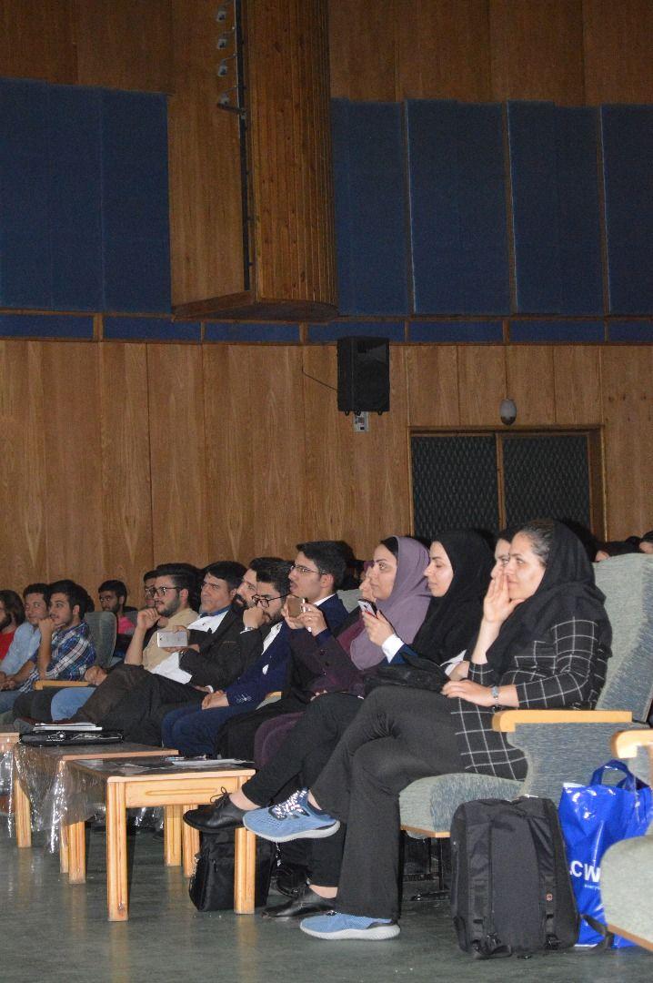 علیرضا صبا در جشنواره فرهنگ پردیس
