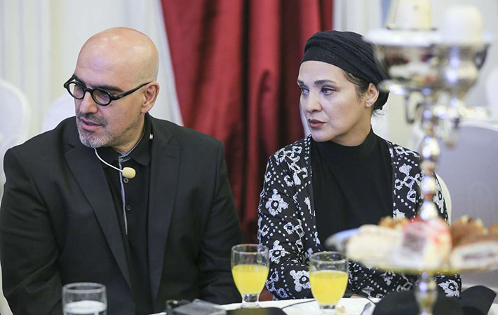 هنرمندان در بزرگترین جشن سینمایی ایران گردهم آمدند
